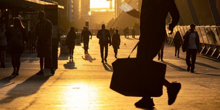 Waarom een half uur wandelen per dag gezond is